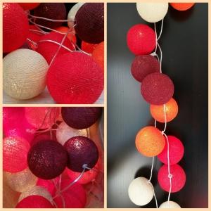 Cottonballs lichtslinger