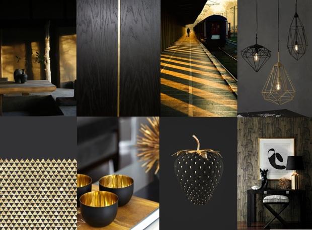 goud-zwart
