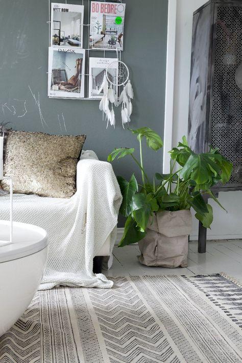 Grafische vloerkleden passen zowel in een modern als scandinavisch interieur